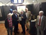 visita ASI mostra Dorino Serafini